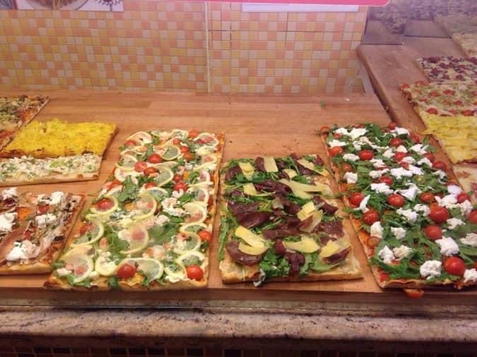 Pizzeria leonina a roma foto del menu con prezzi zomato italia - Pizzeria con giardino roma ...