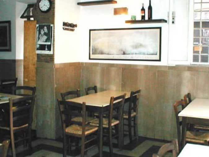 Trattoria da augusto a roma foto del menu con prezzi - Trattoria con giardino milano ...