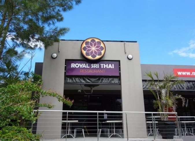 Thai Restaurant Chapel Hill Brisbane