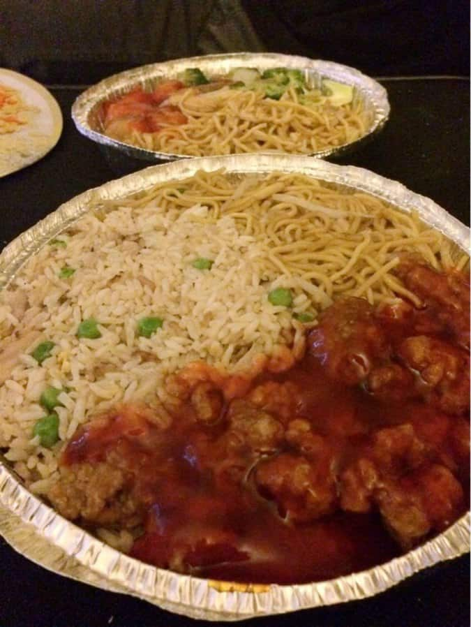 Downtown Vancouver Chinese Food Delivery