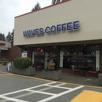 Waves Coffee Port Coquitlam Photos