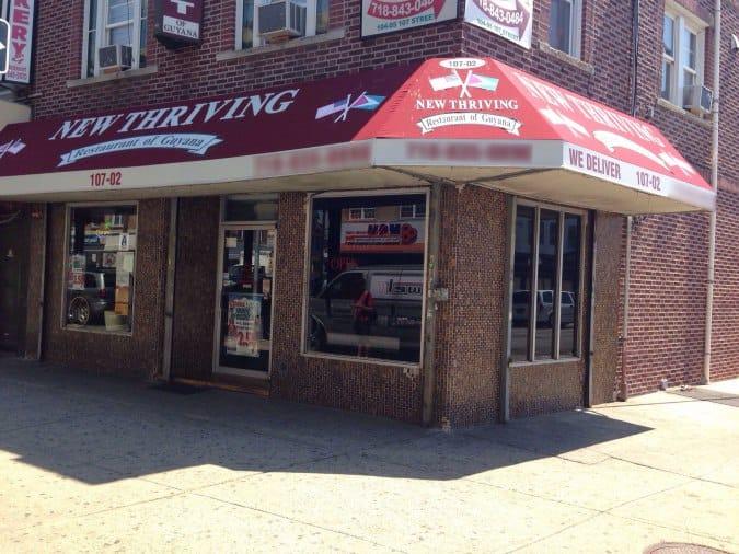 New Thriving Restaurant Liberty Avenue
