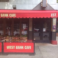 West bank cafe new york new york city urbanspoon zomato for W kitchen cafe gandaria city