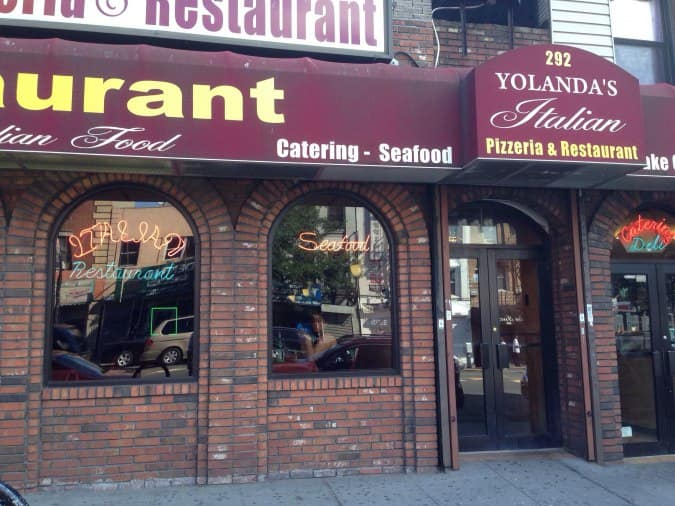 Yolanda Restaurant Pizzeria Bronx New York City Urbanspoon Zomato