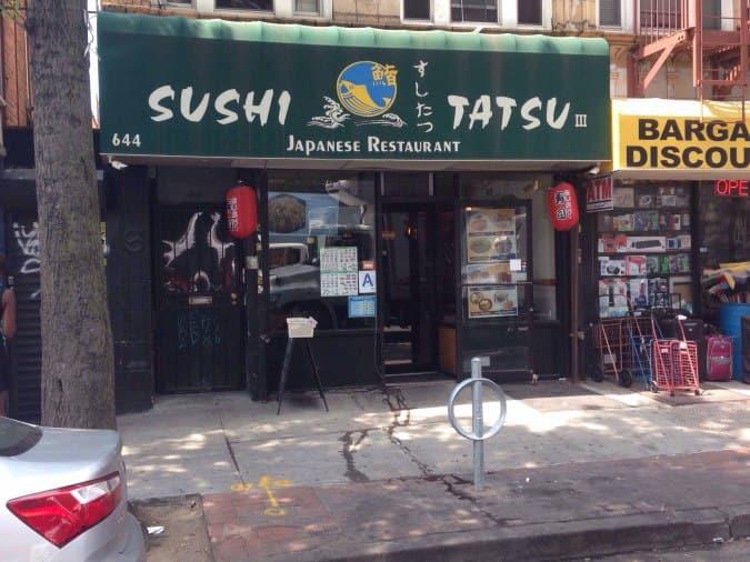 Sushi tatsu iii brooklyn new york city urbanspoon zomato for Prospect lefferts gardens restaurants
