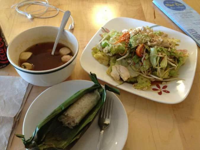 Thai Restaurant Financial District Boston Ma