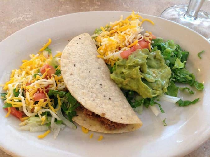 Average Food Cost Mexican Restaurant