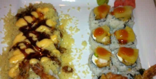 Kelleatsalots Review For Origami Sushi Northwest Tampa Tampa Bay