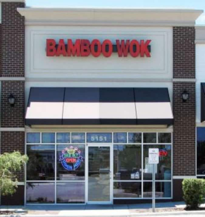 bamboo wok menu menu for bamboo wok lakeland tampa bay urbanspoon zomato. Black Bedroom Furniture Sets. Home Design Ideas