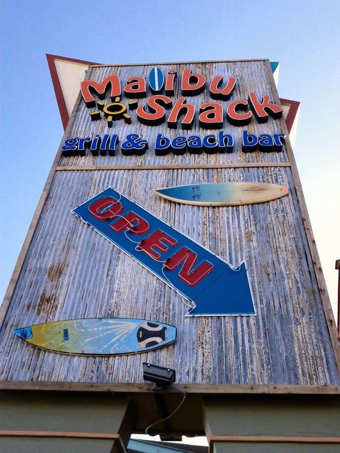 Malibu shack san antonio