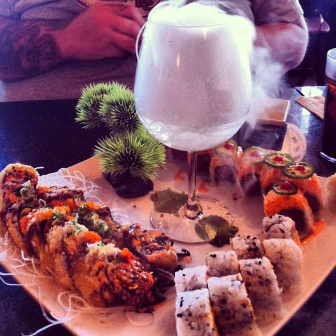 Good food & service - Review of Love Sushi, Jefferson City ...