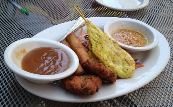 Thai Restaurant Fayetteville Arkansas
