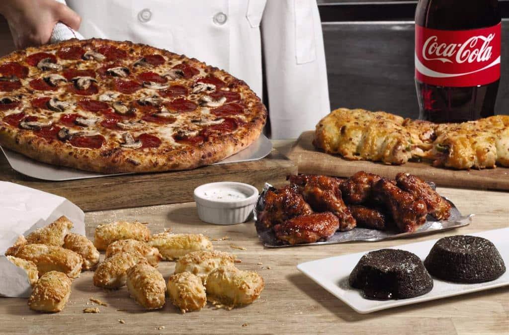 Domino S Pizza Clemson Greenville Zomato