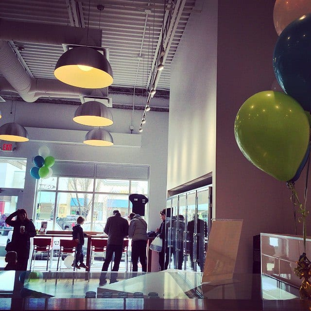 Fit Kitchen: Fit Kitchen, McKenzie Towne, Calgary
