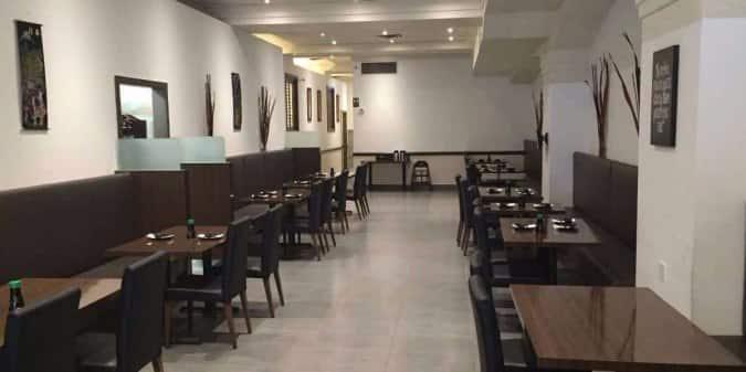 Danforth restaurant