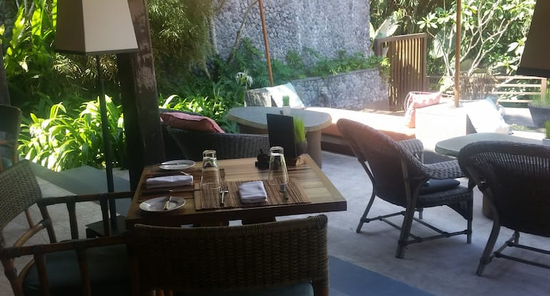 Cafe Balissimo The Purist Villas Ubud Bali Zomato