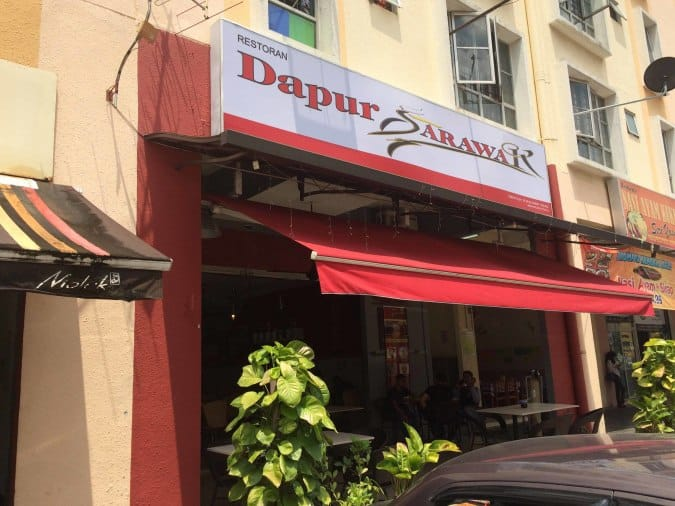 Dapur Sarawak Yen 7 Selangor Zomato Malaysia