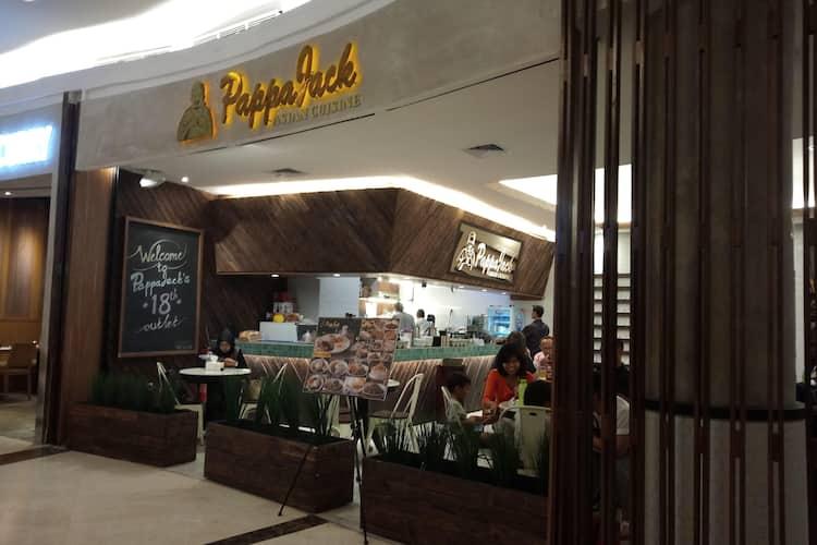 Pappa Jack Asian Cuisine Kemang Jakarta Zomato