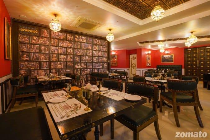Bakasura Restaurant A S Rao Nagar Secunderabad