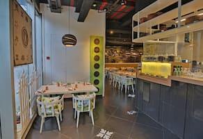 Santé Spa Cuisine, Bandra Kurla Complex, Mumbai - Zomato
