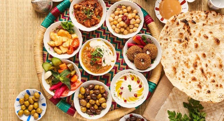 Arabian Tea House Menu Menu For Arabian Tea House Meena Bazaar Dubai
