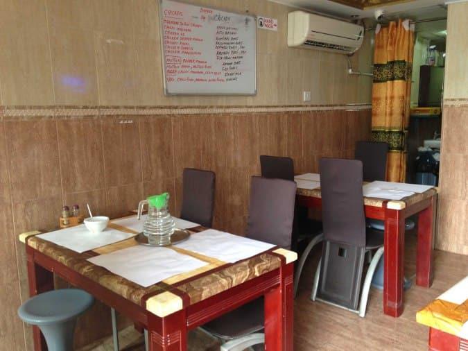 South Indian Restaurant Mussafah