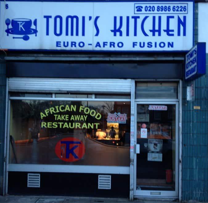 Tomi S Kitchen London