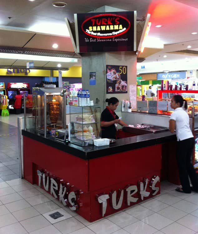 Turks Shawarma San Dionisio Para Aque City Zomato