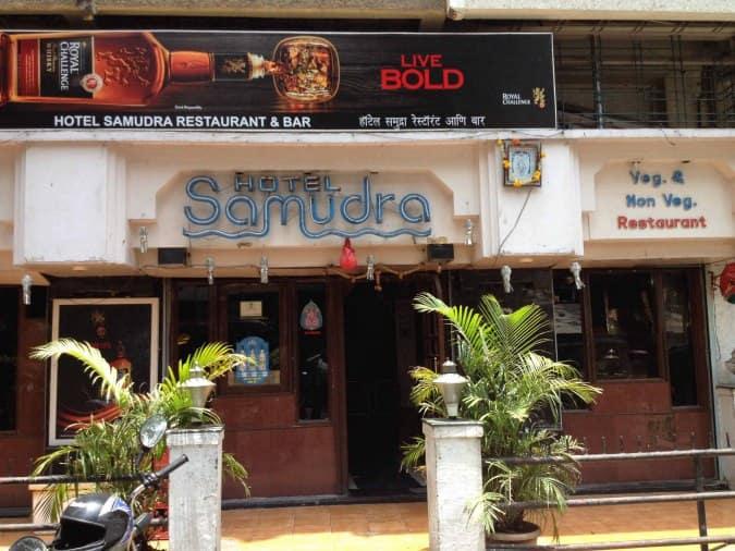 Hotel samudra menu menu for hotel samudra rasta peth for The food bar zomato