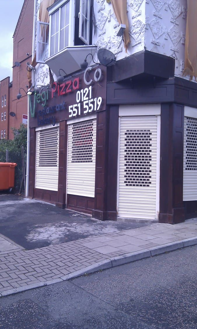 Pizza Delivery Birmingham City Centre