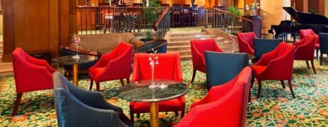 Semanggi Lounge - Crowne Plaza, Gatot Subroto, Jakarta
