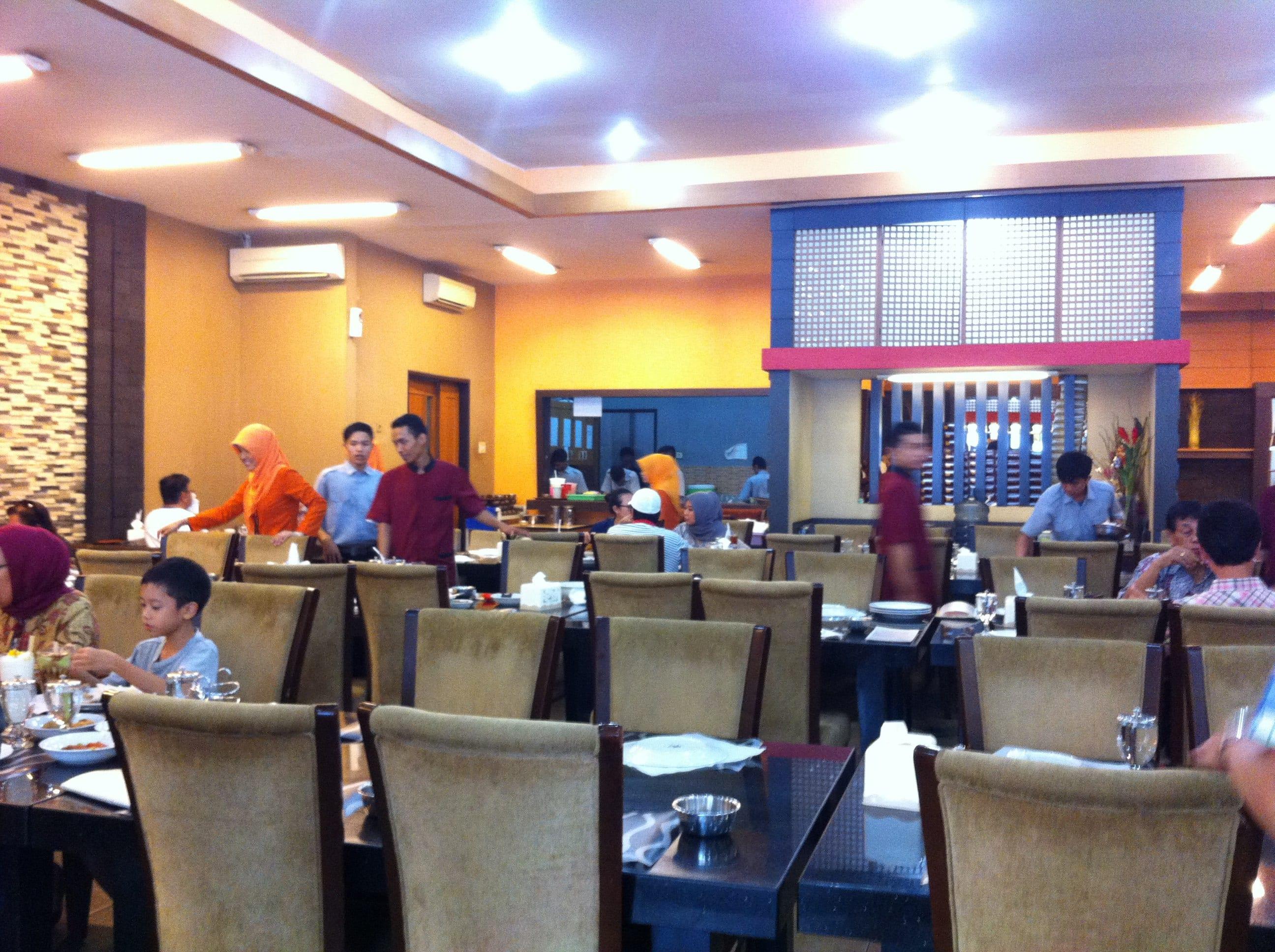 Restoran pagi sore cipete raya dating