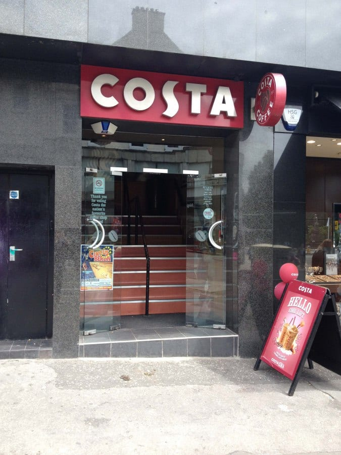 Costa Coffee Photos Pictures Of Hanover Street New Town Edinburgh Zomato Uk