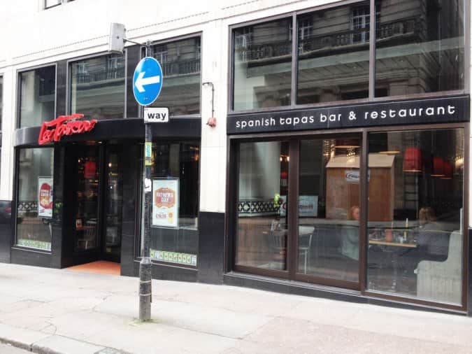 Polish Restaurant Glasgow Menu