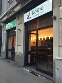 buy popular 69834 5fa26 Kome Photos, Pictures of Kome, Monumentale, Milano - Zomato ...
