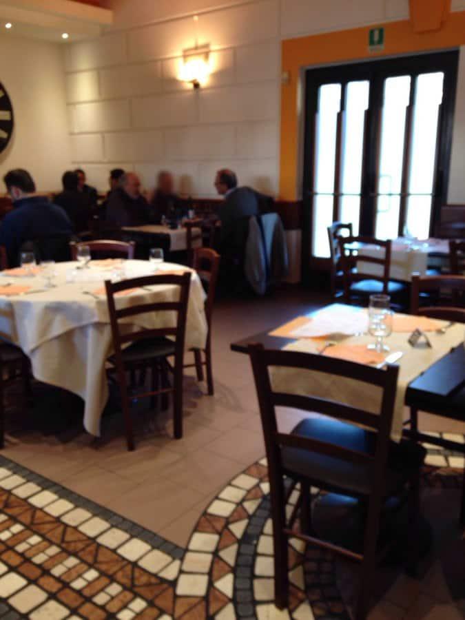 Ristorante l 39 agor a milano foto del locale e dei piatti for Ristorante l isolotto milano