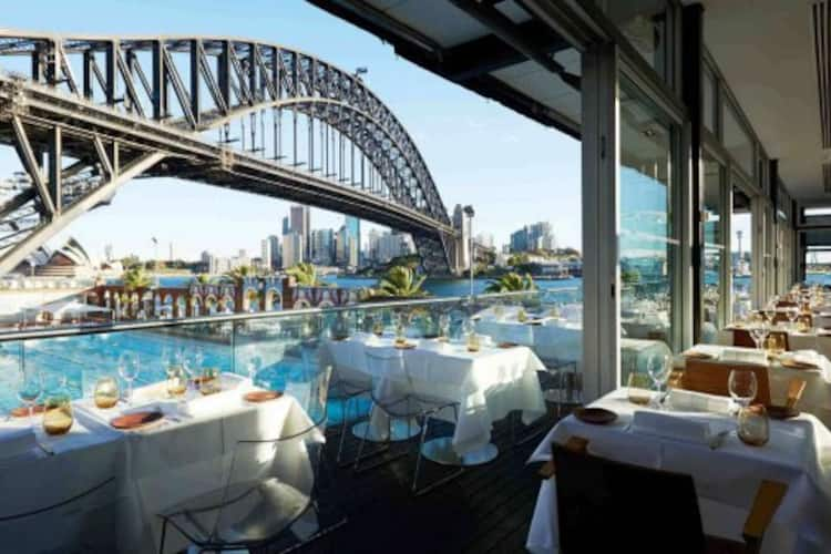 Aqua Dining Milsons Point Sydney