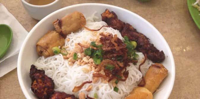 Cafe Pho Hoang Menu