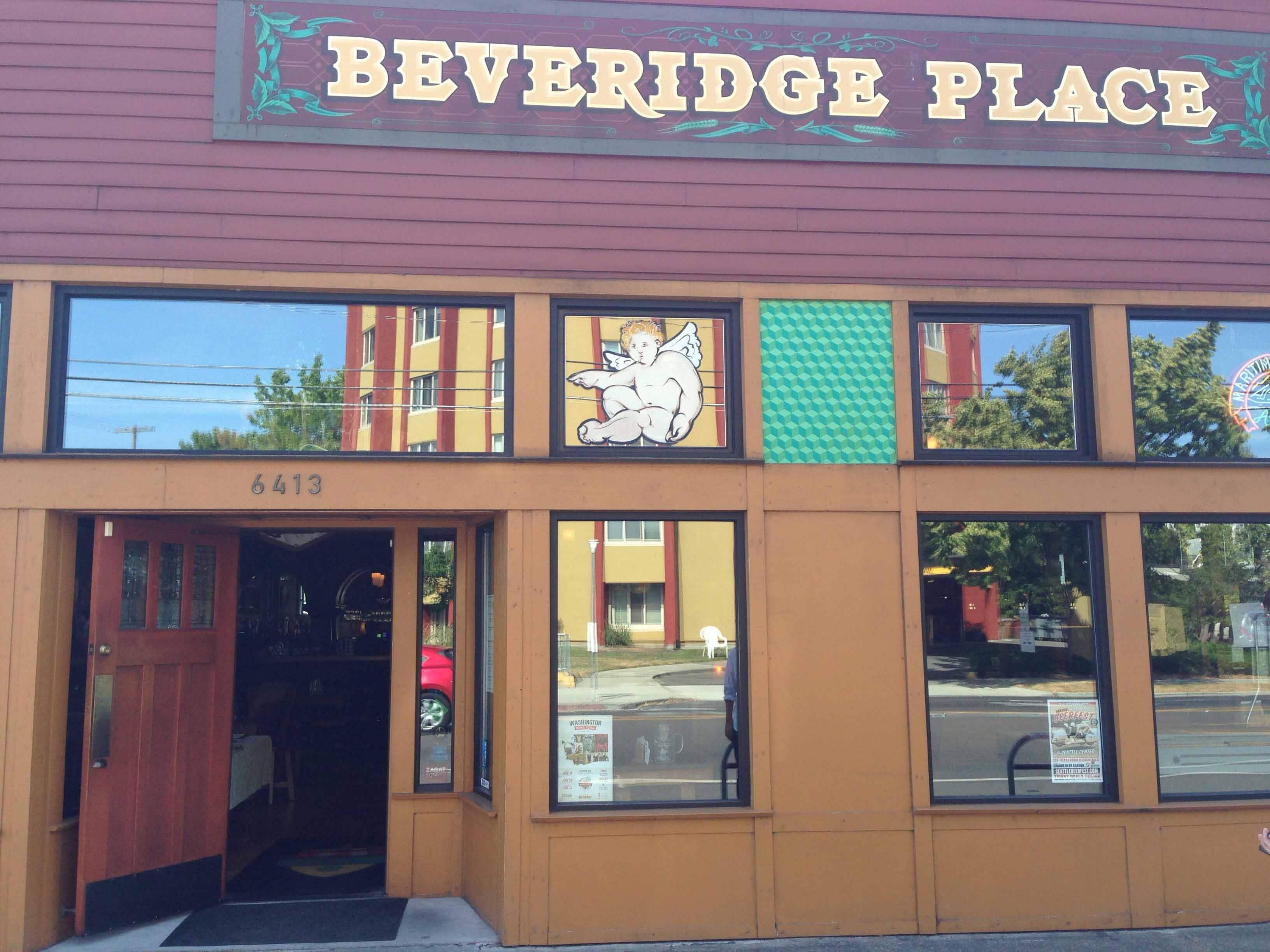 Beveridge place seattle