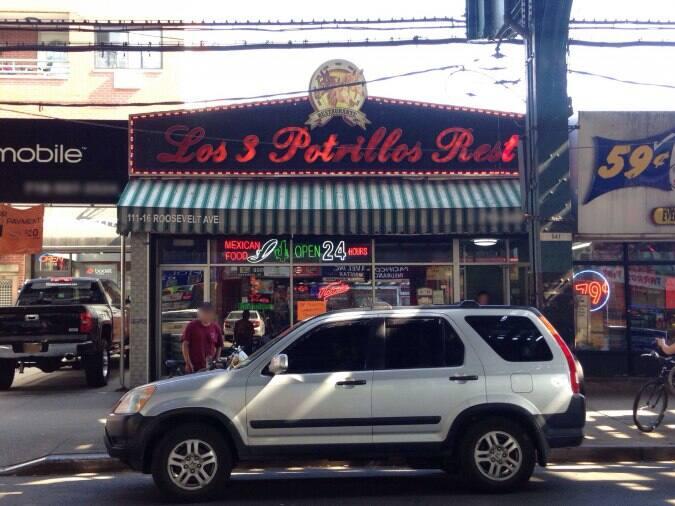 Los Tres Potrillos Corona New York City Urbanspoon Zomato