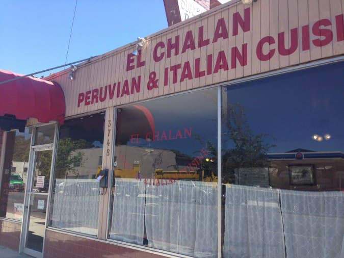 Address Of El Chalan Sobrante Location Urbanspoon Zomato