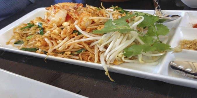 Songkran Kitchen Menu