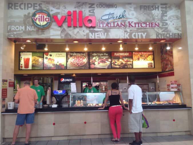 villa fresh italian kitchen reviews user reviews for