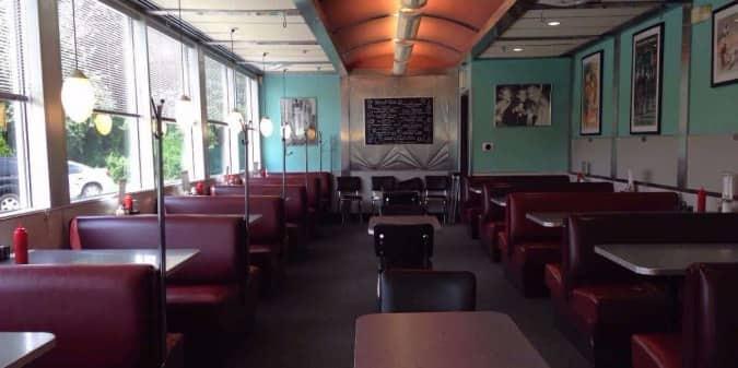 Trolley Car Diner, West Mount Airy, Philadelphia