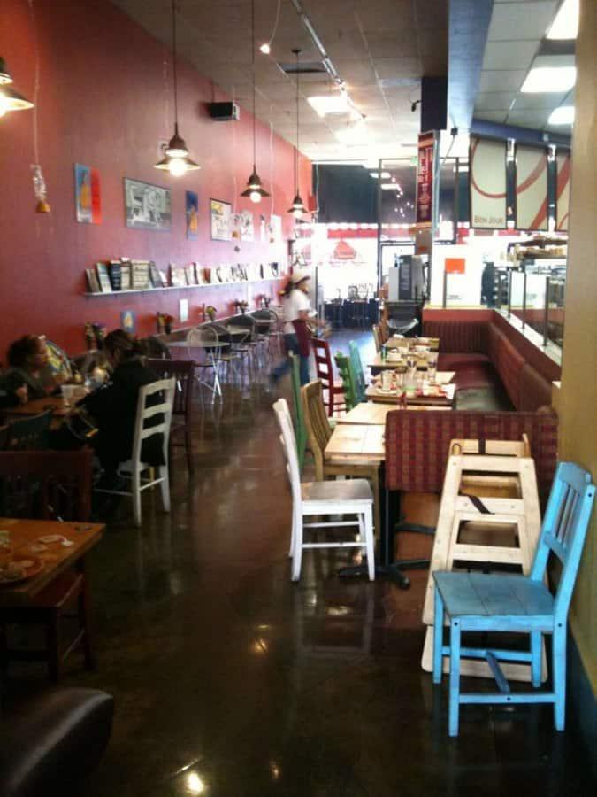 Breakfast Restaurants Near Me San Diego