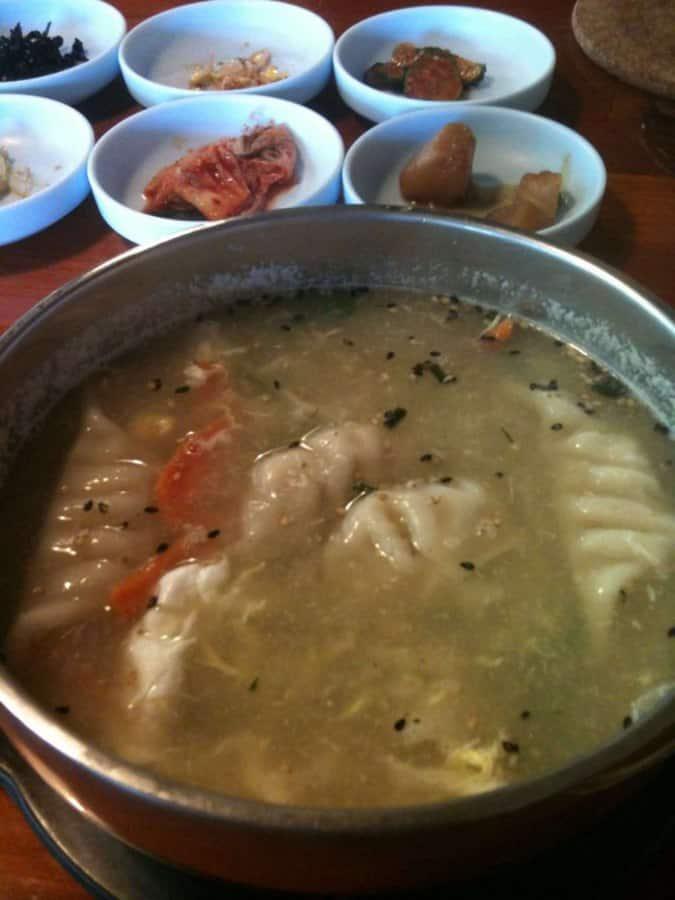 Korean Food Delivery San Diego