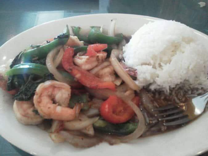 Thai Food Delivery Newport News Va