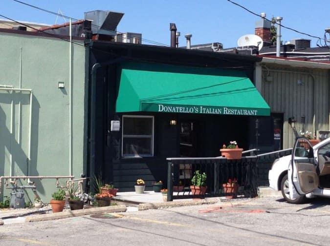 Donatello S Italian Restaurant Carmel Indiana