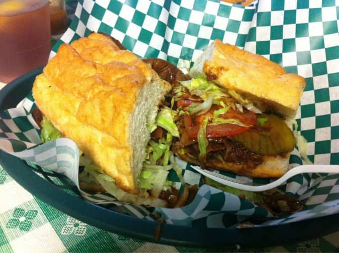 Parasol 39 S Bar Restaurant Lower Garden District New Orleans Urbanspoon Zomato