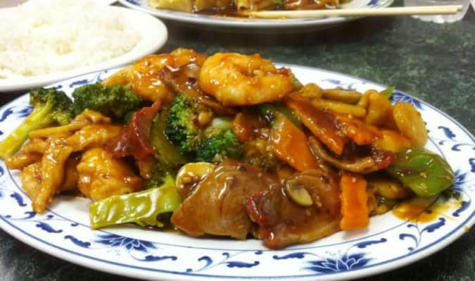 Chen S Chinese Kitchen Menu
